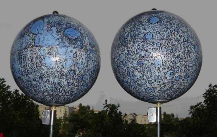 Globo lunare