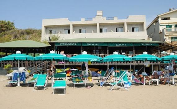 Lido La Playa Anzio