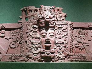 Maschera Maya
