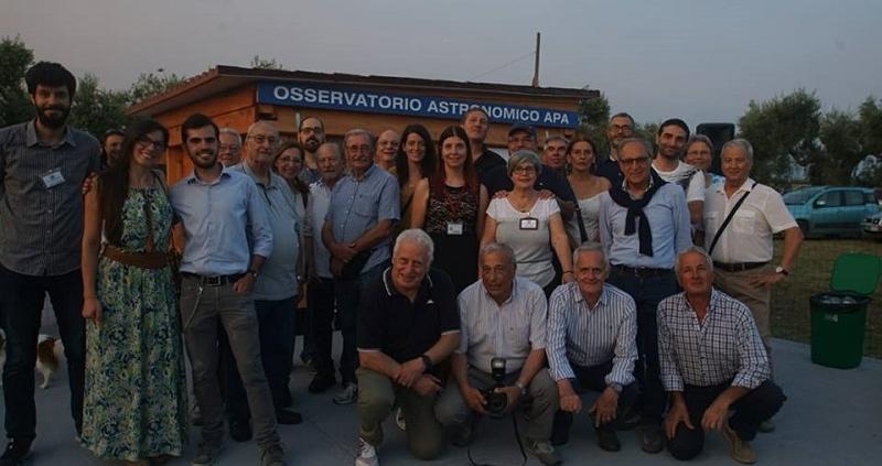 INaugurazione osservatorio