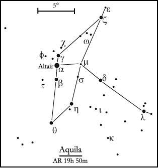 Costellazione dell'Aquila