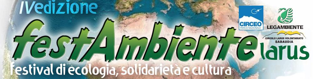 Logo Festambiente