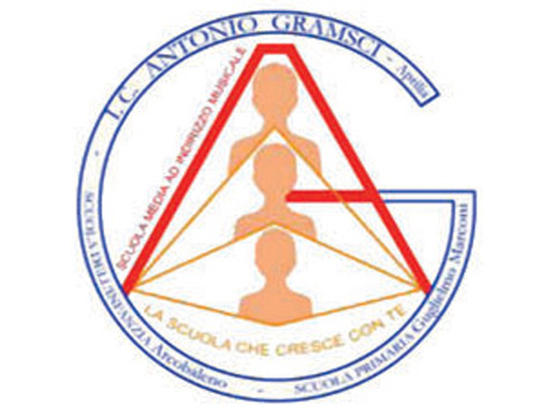 Logo Scuola Media Gramsci Aprilia