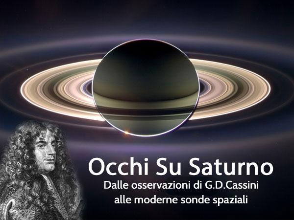 Logo Occhi Su Saturno