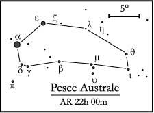 costellazione di Pesce Australe