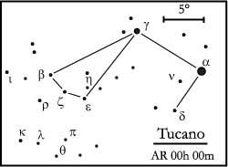 Costellazione del Tucano