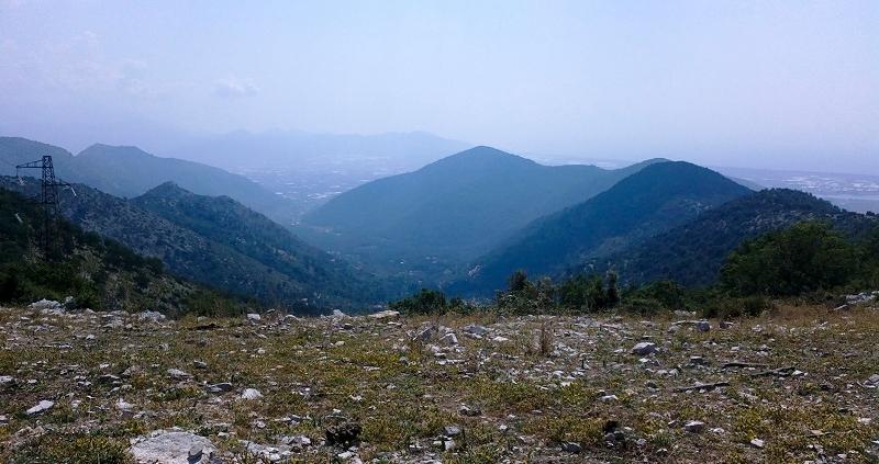 valle del cerreto