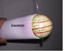 Raggi Solari paralleli