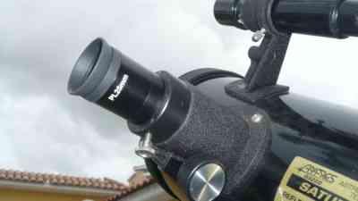 Oculare a lunga focale