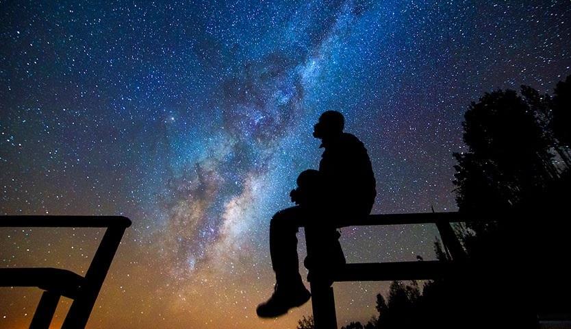 Osservando il cielo