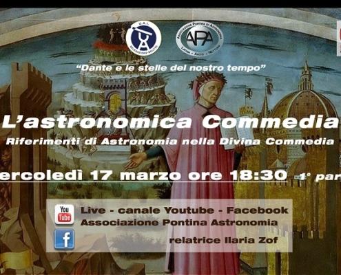 L'Astronomica commedia