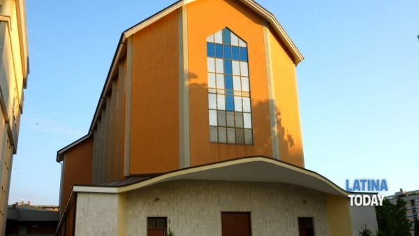Chiesa Sacro Cuore Latina