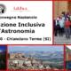 2° CONVEGNO NAZIONALE DIVULGAZIONE DELL'ASTRONOMIA INCLUSIVA