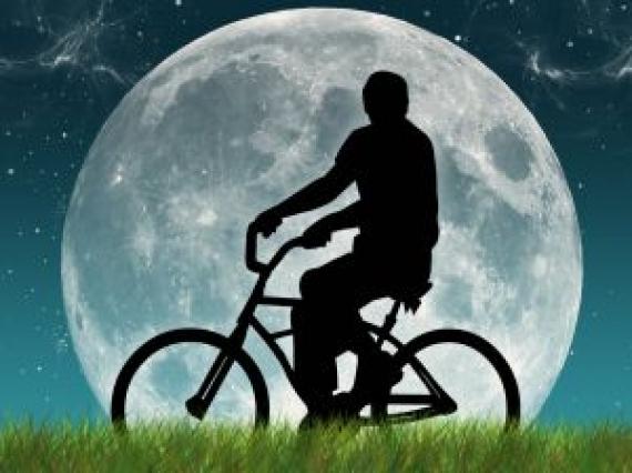 Latina in Bicicletta