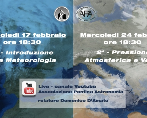 Locandina Meteorologia 1
