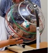 Semisfera Celeste Ruotante