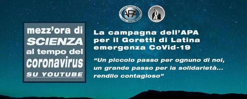 Locandina raccolta fondi per ospedale Goretti Latina