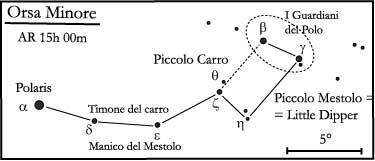 ORSA MINORE: GUARDIANI DEL POLO - PICCOLO MESTOLO