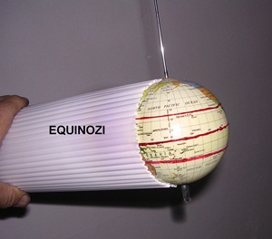 Raggi Solari equinozio